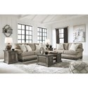 Signature Design by Ashley Einsgrove Stationary Living Room Group - Item Number: 32302 Living Room Group 2