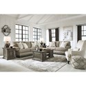 Ashley (Signature Design) Einsgrove Stationary Living Room Group - Item Number: 32302 Living Room Group 3