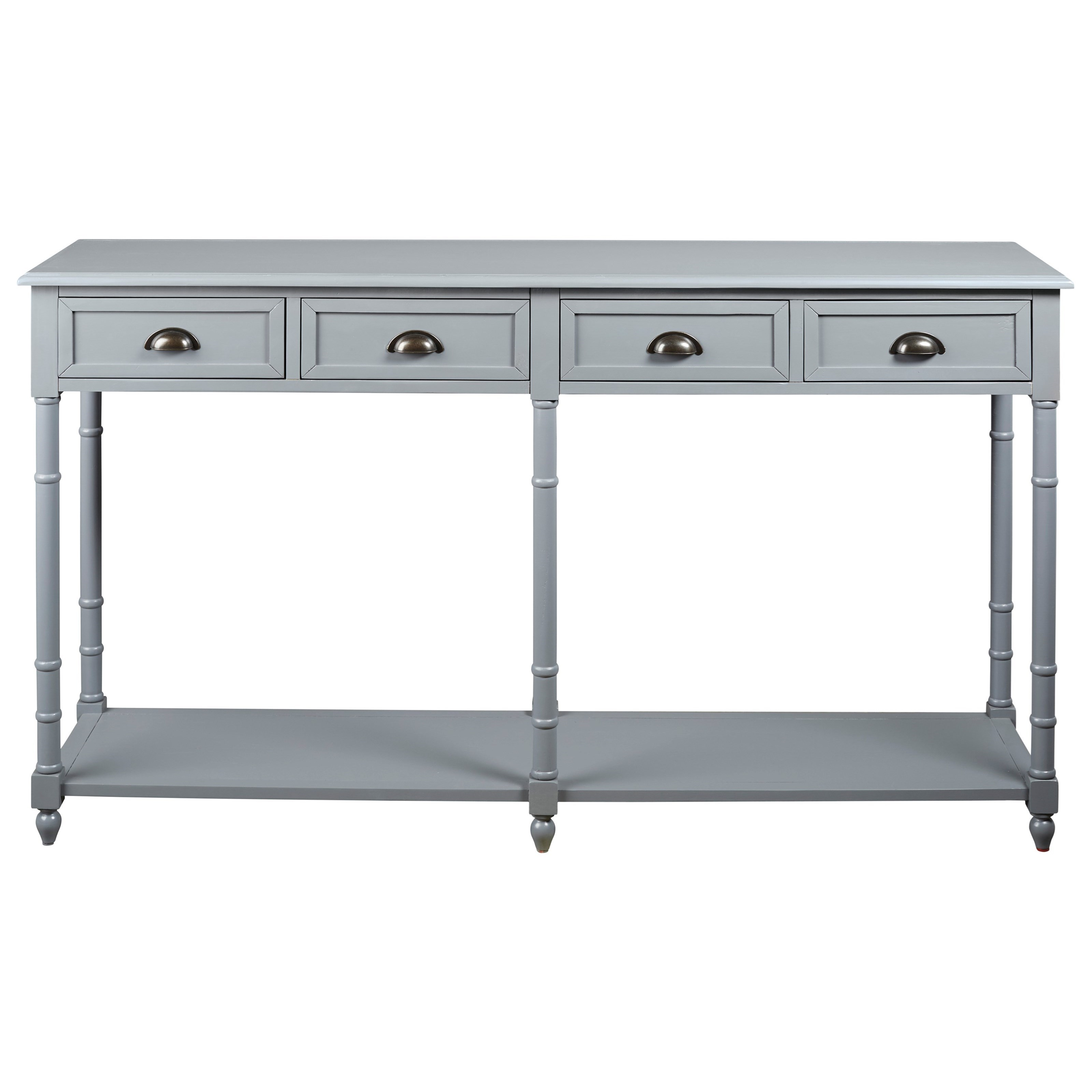 Eirdale Console Sofa Table by Signature at Walker's Furniture