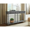 Signature Design by Ashley Eirdale Console Sofa Table with 4 Drawers and 1 Shelf