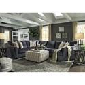 Signature Design by Ashley Eltmann Stationary Living Room Group - Item Number: 41303 Living Room Group 1