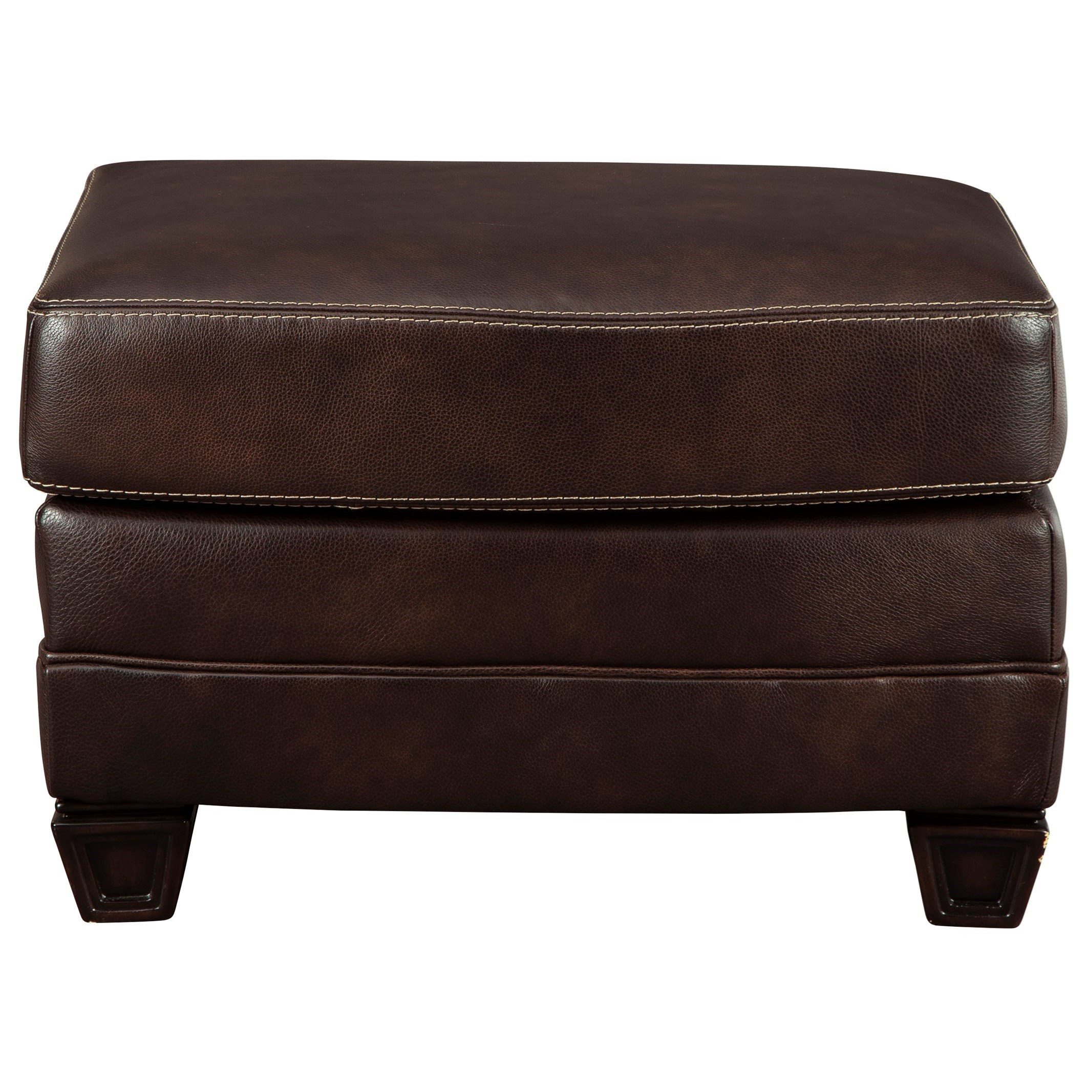 Embrook Ottoman by Signature Design by Ashley at Northeast Factory Direct