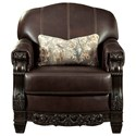 Signature Design by Ashley Embrook Chair - Item Number: 3250120