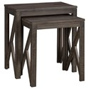 Signature Design by Ashley Emerdale Accent Table Set - Item Number: A4000229