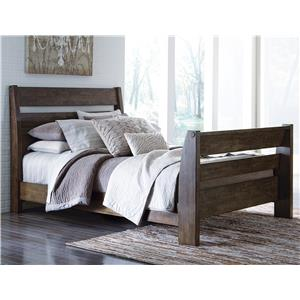 StyleLine Emerfield Queen Sleigh Bed