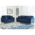 Signature Design by Ashley Enderlin Living Room Group - Item Number: 17801 Living Room Group 1