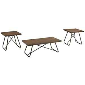 Signature Design by Ashley Endota Occasional Table Set