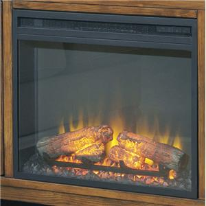 Ashley (Signature Design) Entertainment Accessories Fireplace Insert