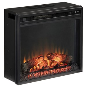 Signature Design by Ashley Entertainment Accessories Fireplace Insert