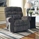 Signature Design by Ashley Ernestine Rocker Recliner - Item Number: 9769925