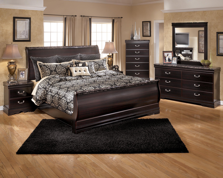 Signature Design by Ashley Esmarelda King Bedroom Group - Item Number: B179 K Bedroom Group 1