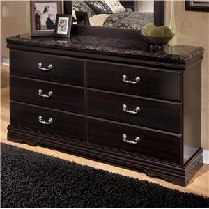 Signature Design by Ashley Esmarelda Dresser
