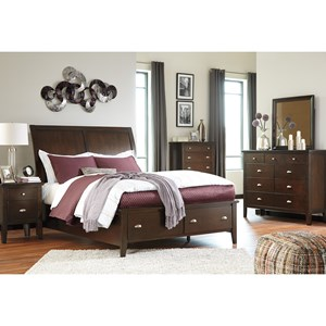 Signature Design by Ashley Evanburg King Bedroom Group