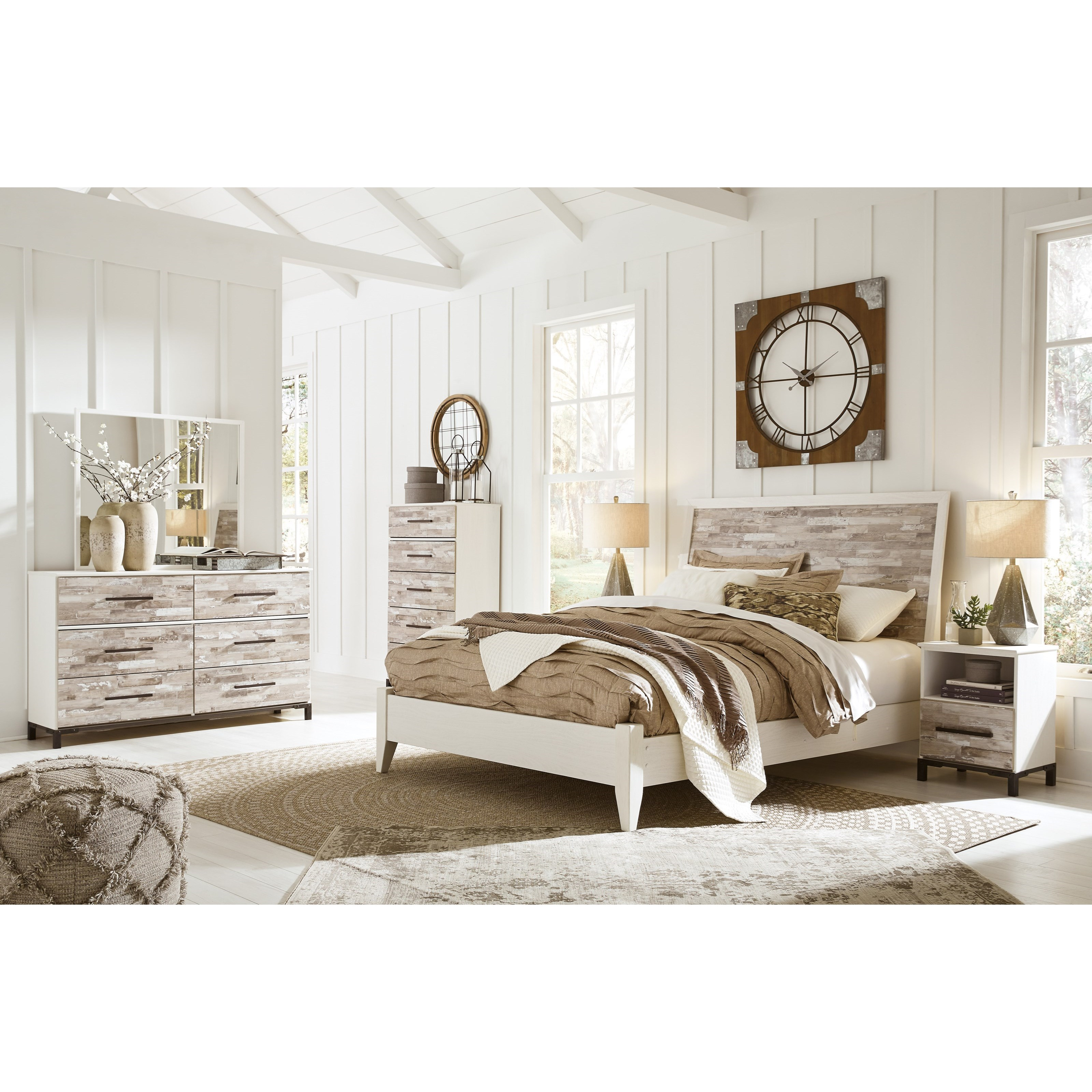 canopy hillsdale spectacular stanton bedroom rail for queen matching set side furniture bed