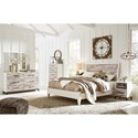 Signature Design by Ashley Evanni Queen Bedroom Group