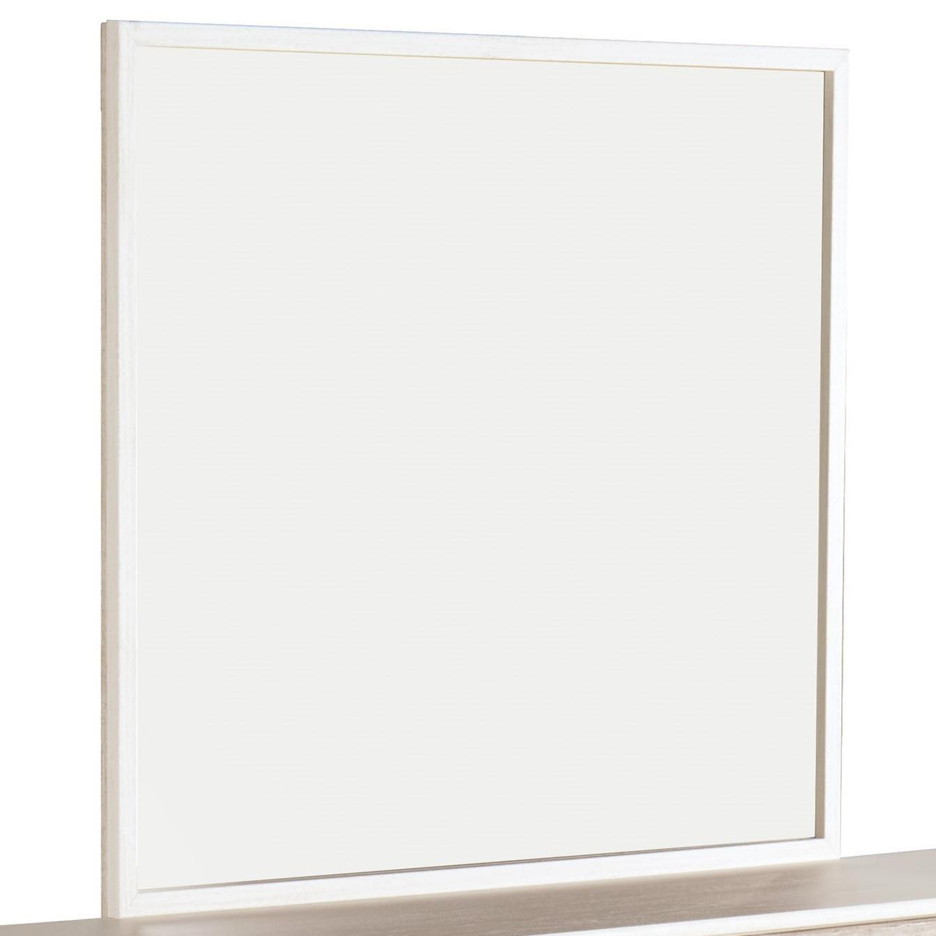 Signature Design by Ashley Evanni Bedroom Mirror - Item Number: B315-36