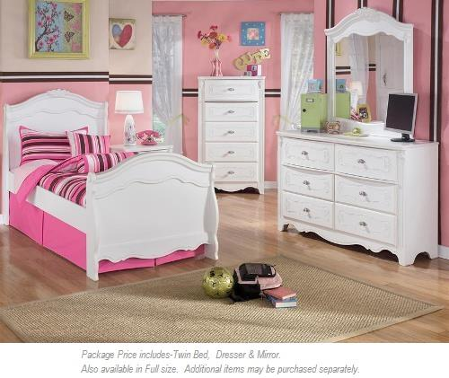 3-PC Twin Bedroom