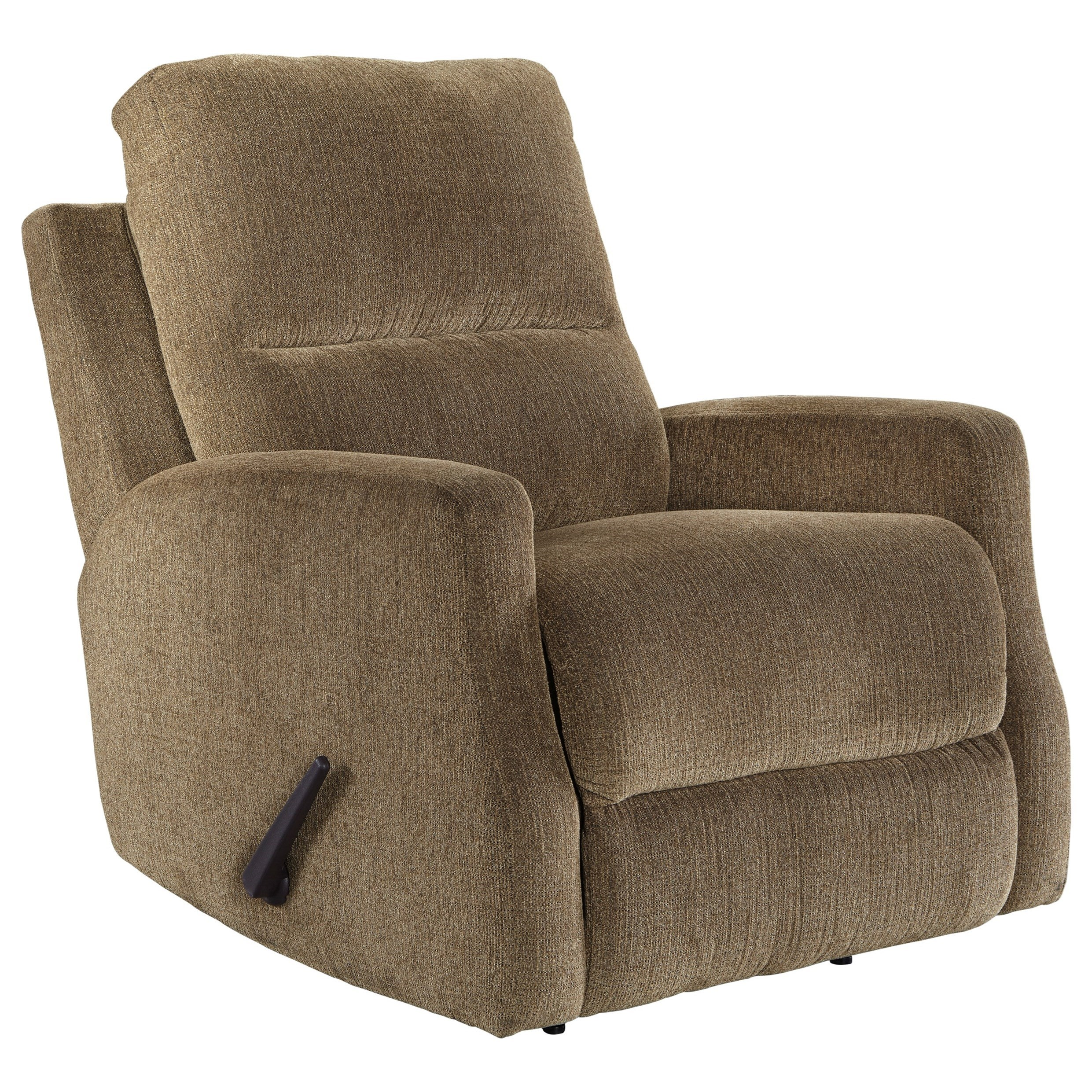 Signature Design by Ashley Fambro Rocker Recliner - Item Number: 6370425
