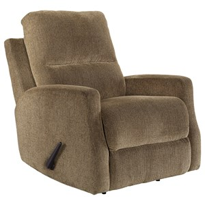 Signature Design by Ashley Fambro Rocker Recliner