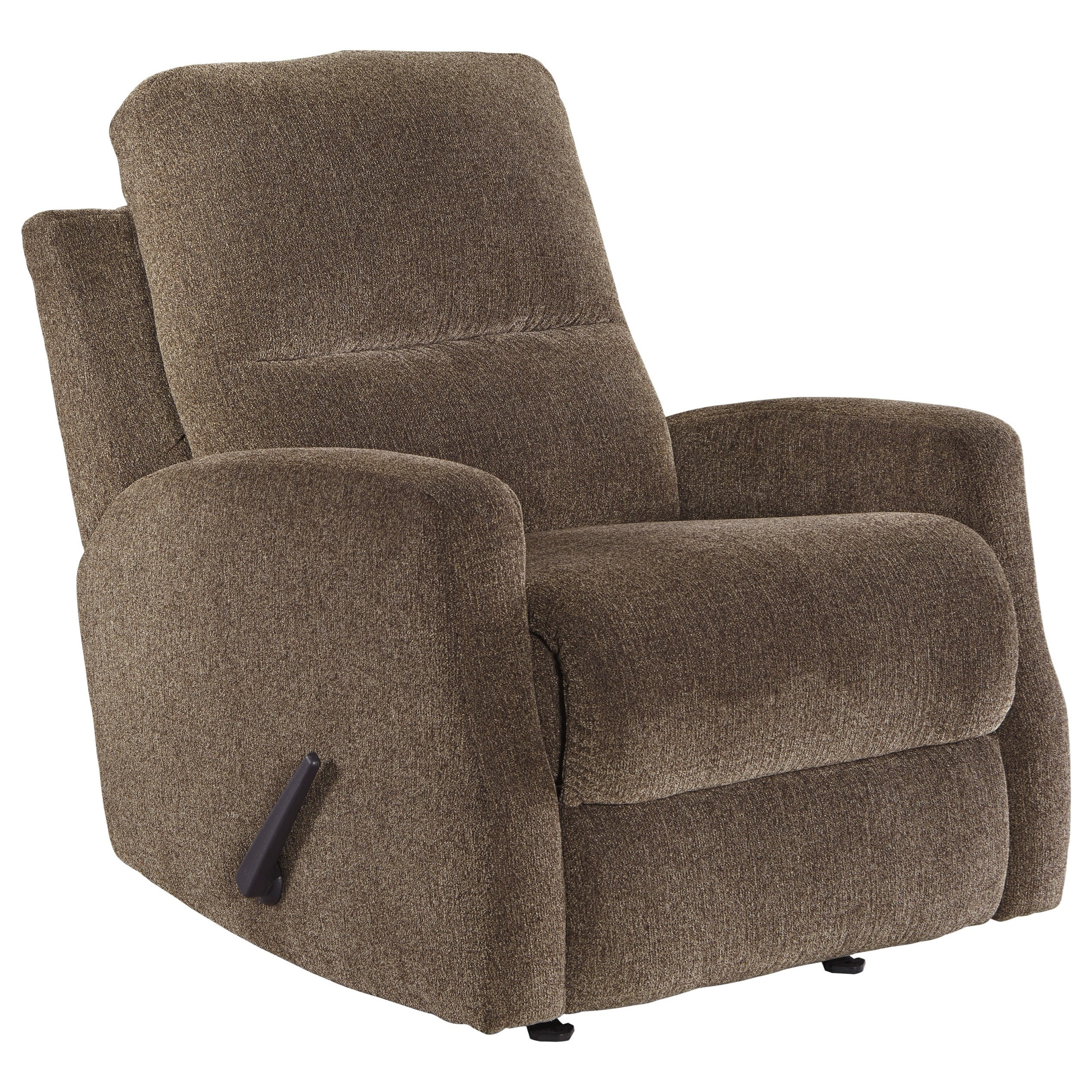 Signature Design by Ashley Fambro Rocker Recliner - Item Number: 6370525