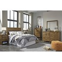 Signature Design by Ashley Fennison Twin Bedroom Group - Item Number: B544 T Bedroom Group 1