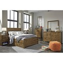 Signature Design by Ashley Fennison Twin Bedroom Group - Item Number: B544 T Bedroom Group 3