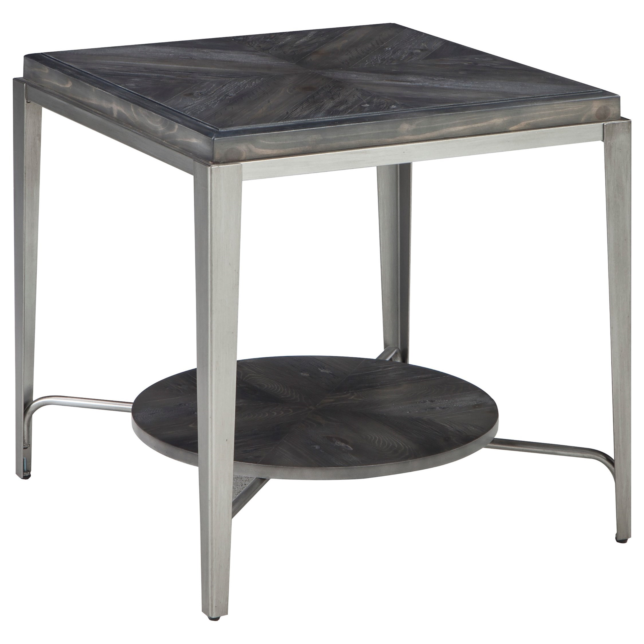 Signature Design by Ashley Flandyn Square End Table - Item Number: T710-2