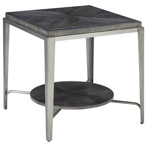 Signature Design by Ashley Flandyn Square End Table