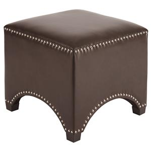 Signature Design by Ashley Flemish Accent Ottoman