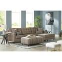 Signature Design by Ashley Flintshire Living Room Group - Item Number: 25003 Living Room Group 2