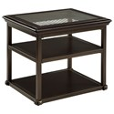 Signature Design by Ashley Florentown Rectangular End Table - Item Number: T840-3