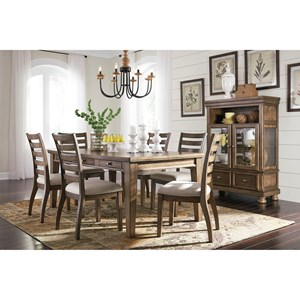 Signature Design by Ashley Flynnter Dining Room Group