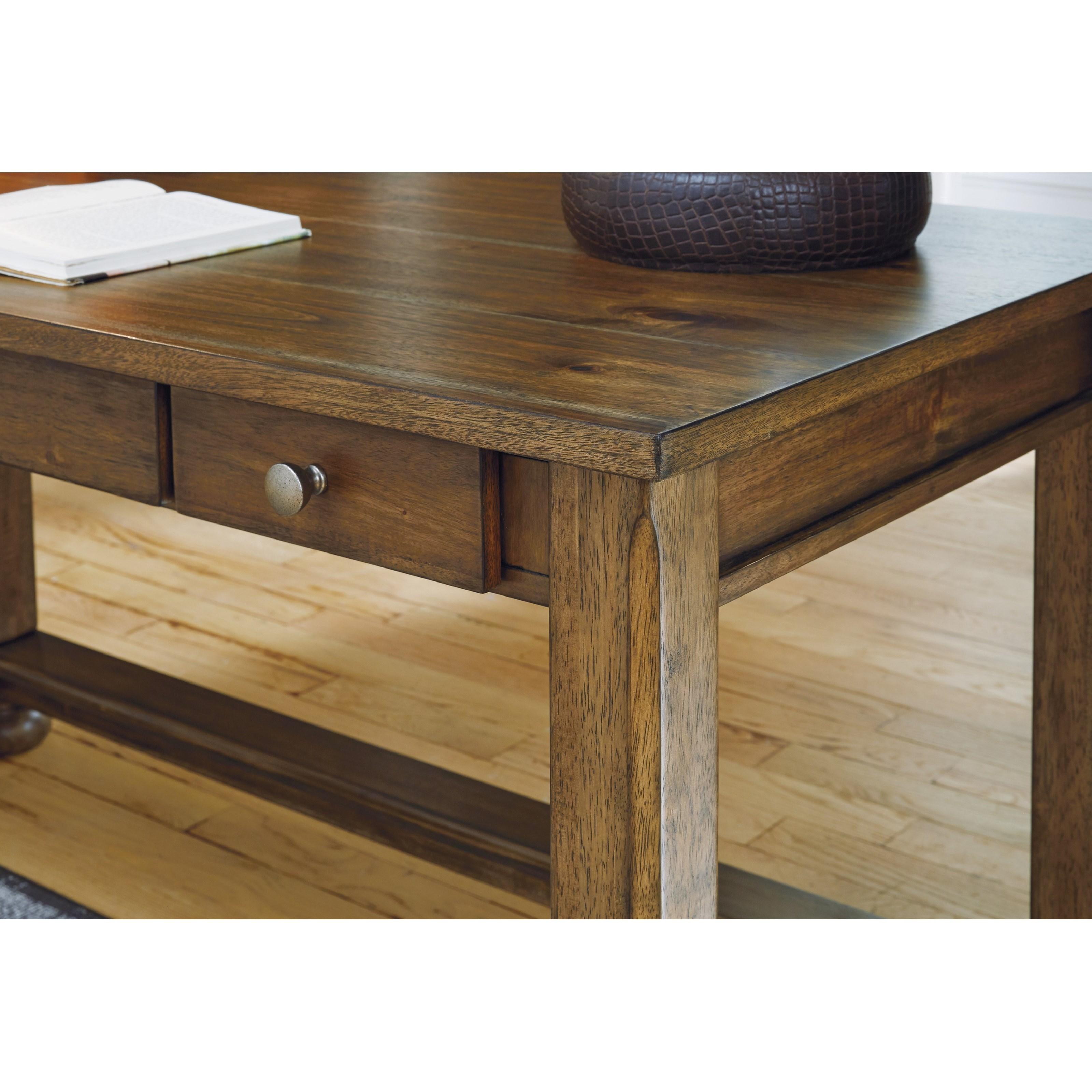 Ashley Signature Design Flynnter H719 44 Home Office Desk