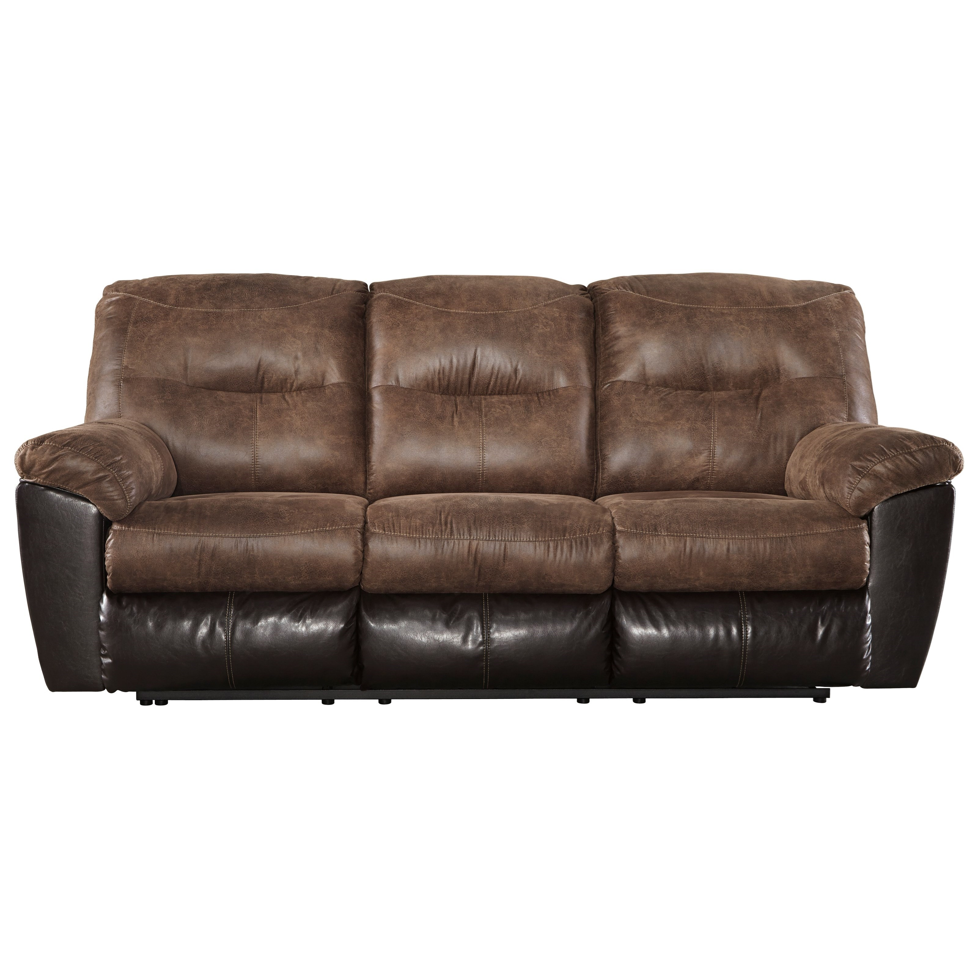 Signature Design by Ashley Follett Reclining Sofa - Item Number: 6520288