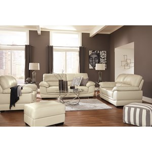 Signature Design by Ashley Fontenot Stationary Living Room Group