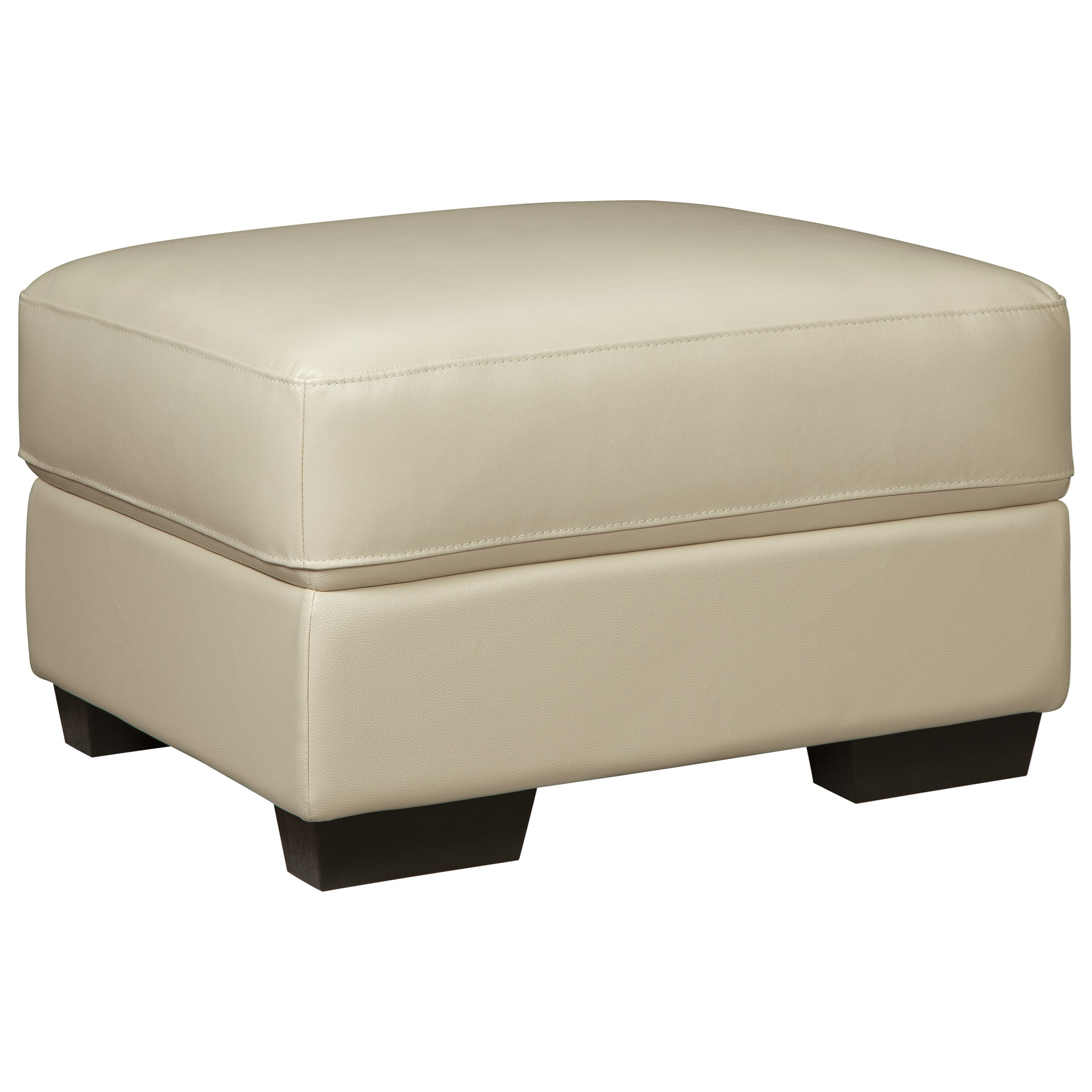 Signature Design by Ashley Fontenot Ottoman - Item Number: 1220314