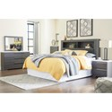 Signature Design by Ashley Foxvale King Bedroom Group - Item Number: B329 K Bedroom Group 1