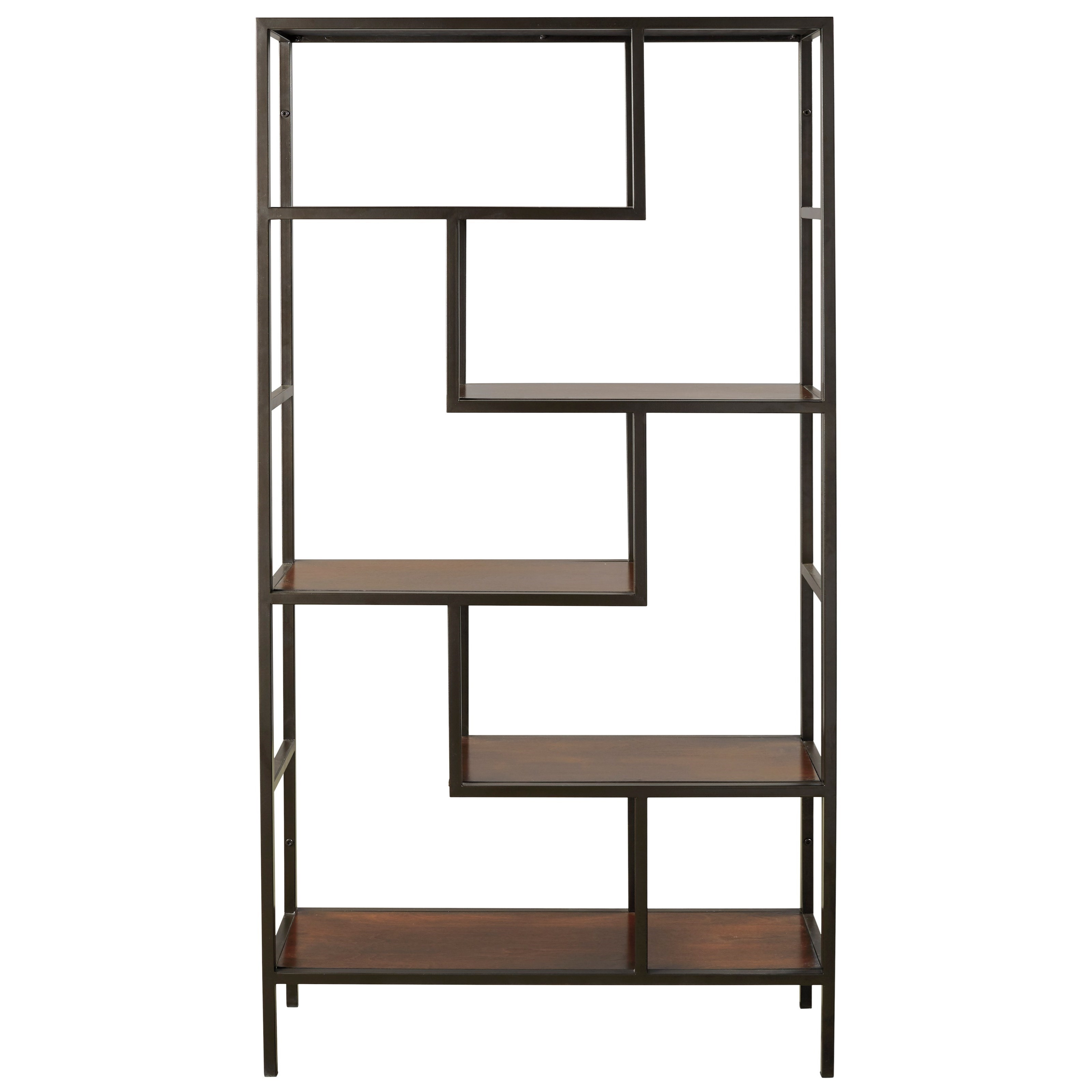 Frankwell Bookcase by Signature at Walker's Furniture