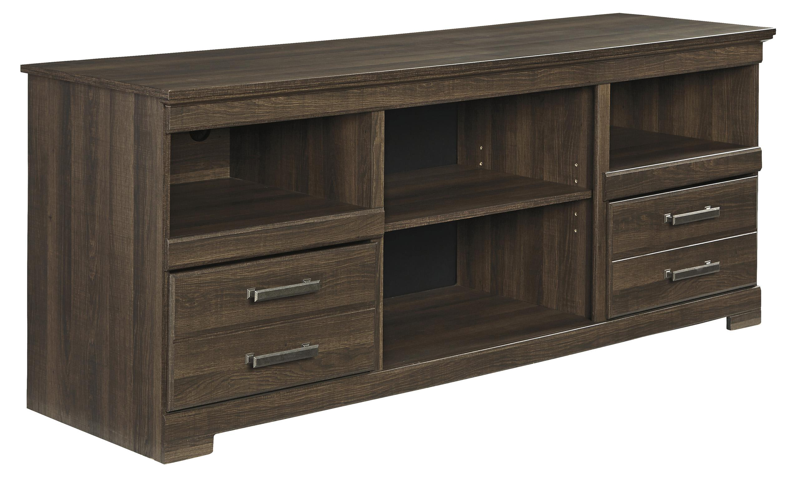 Signature Design By Ashley Frantin W129 68 Large Tv Stand