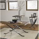 Signature Design by Ashley Freimore Casual Occasional Table Set