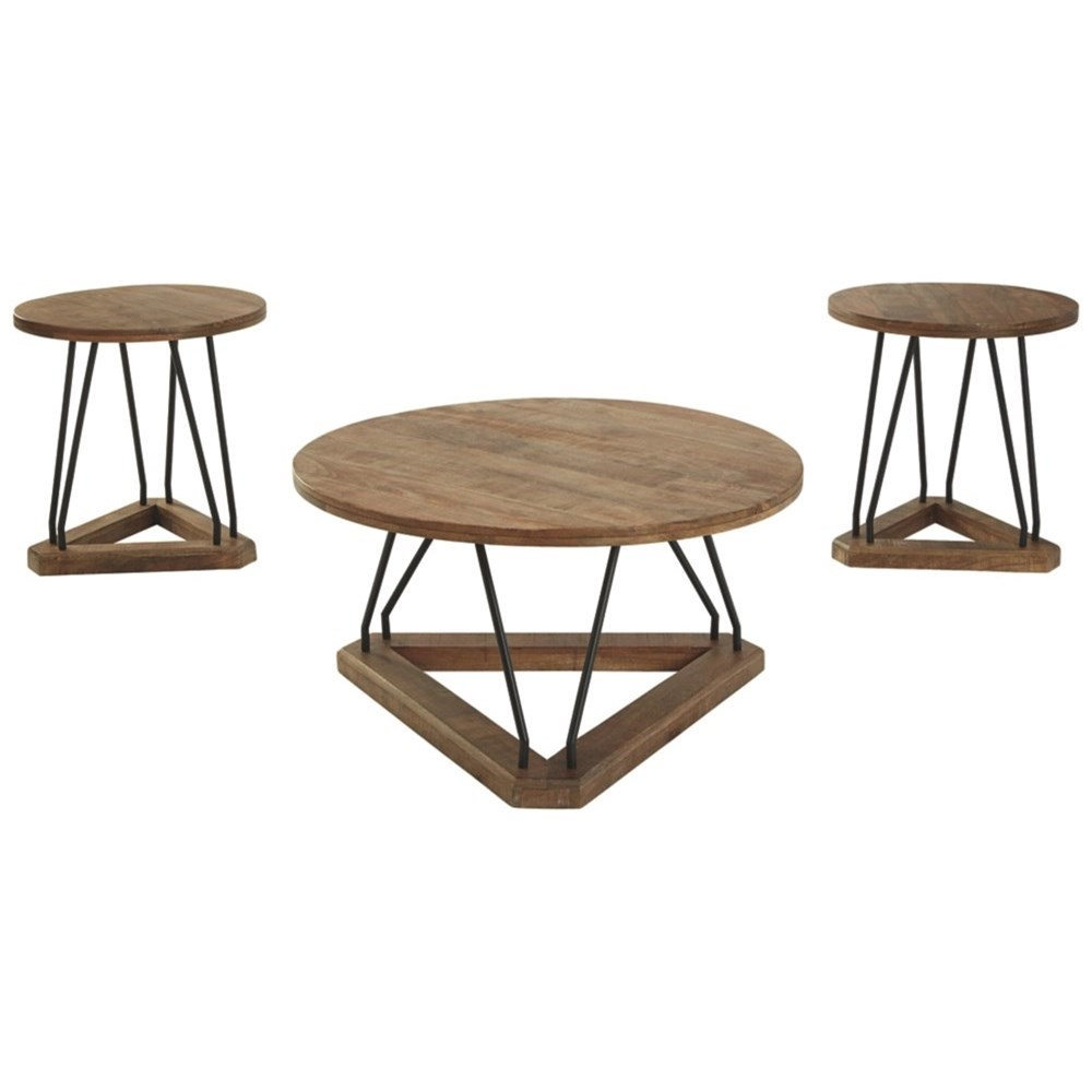 Frielone Occasional Group 3-Pack by Signature Design by Ashley at Northeast Factory Direct