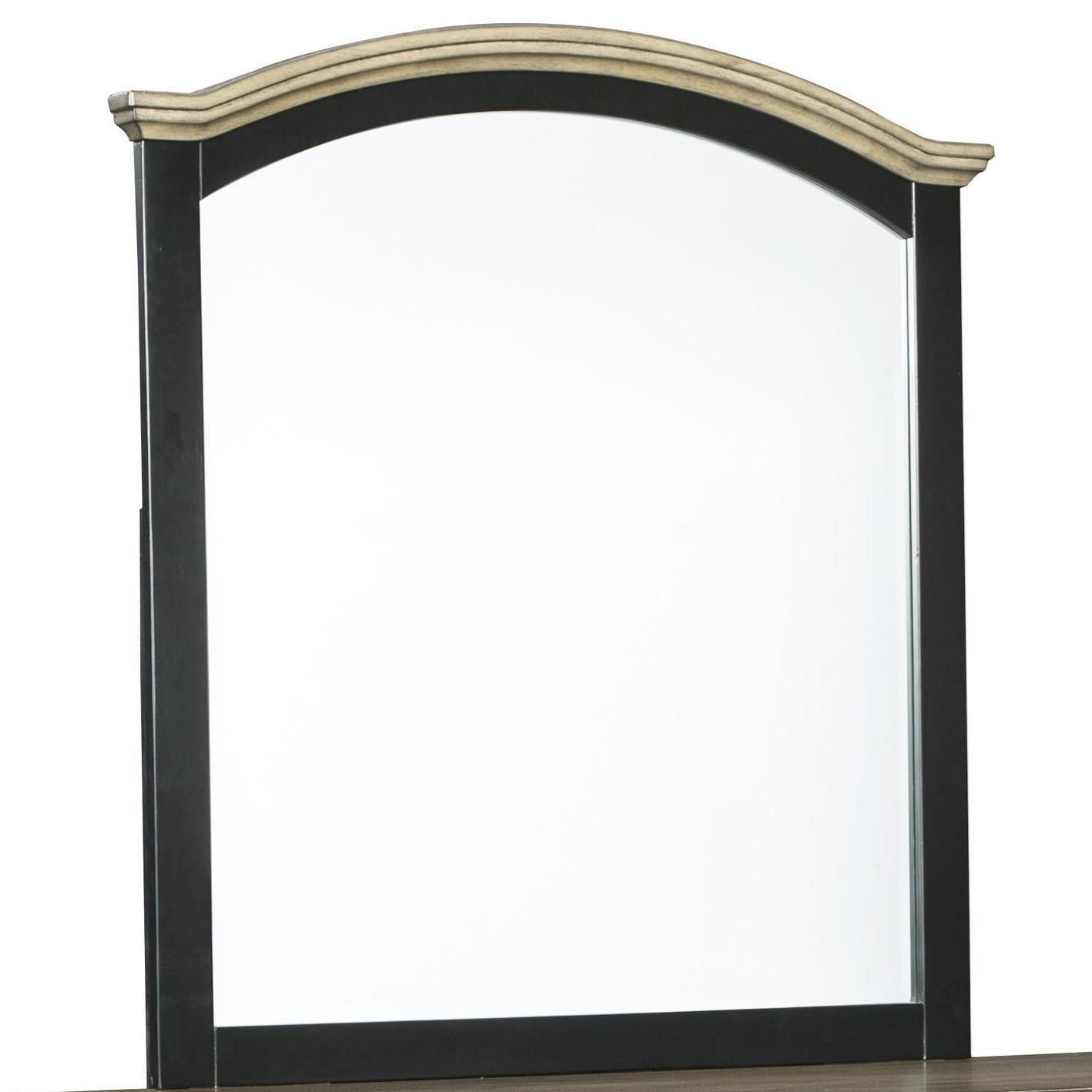 Signature Design by Ashley Froshburg Bedroom Mirror - Item Number: B628-36