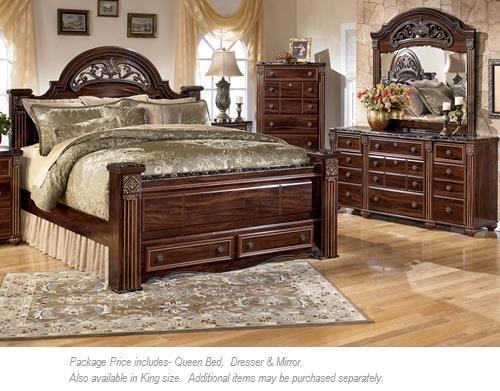 3PC Queen Bedroom