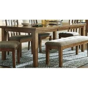 Gainsville Extension Dining Table