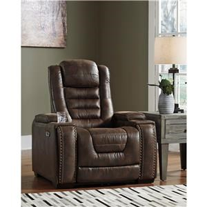 3 Power Recliner Theater Package