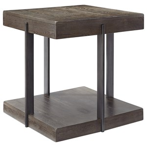Signature Design by Ashley Gantoni Square End Table