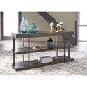 Signature Design by Ashley Gantoni Industrial Sofa Table