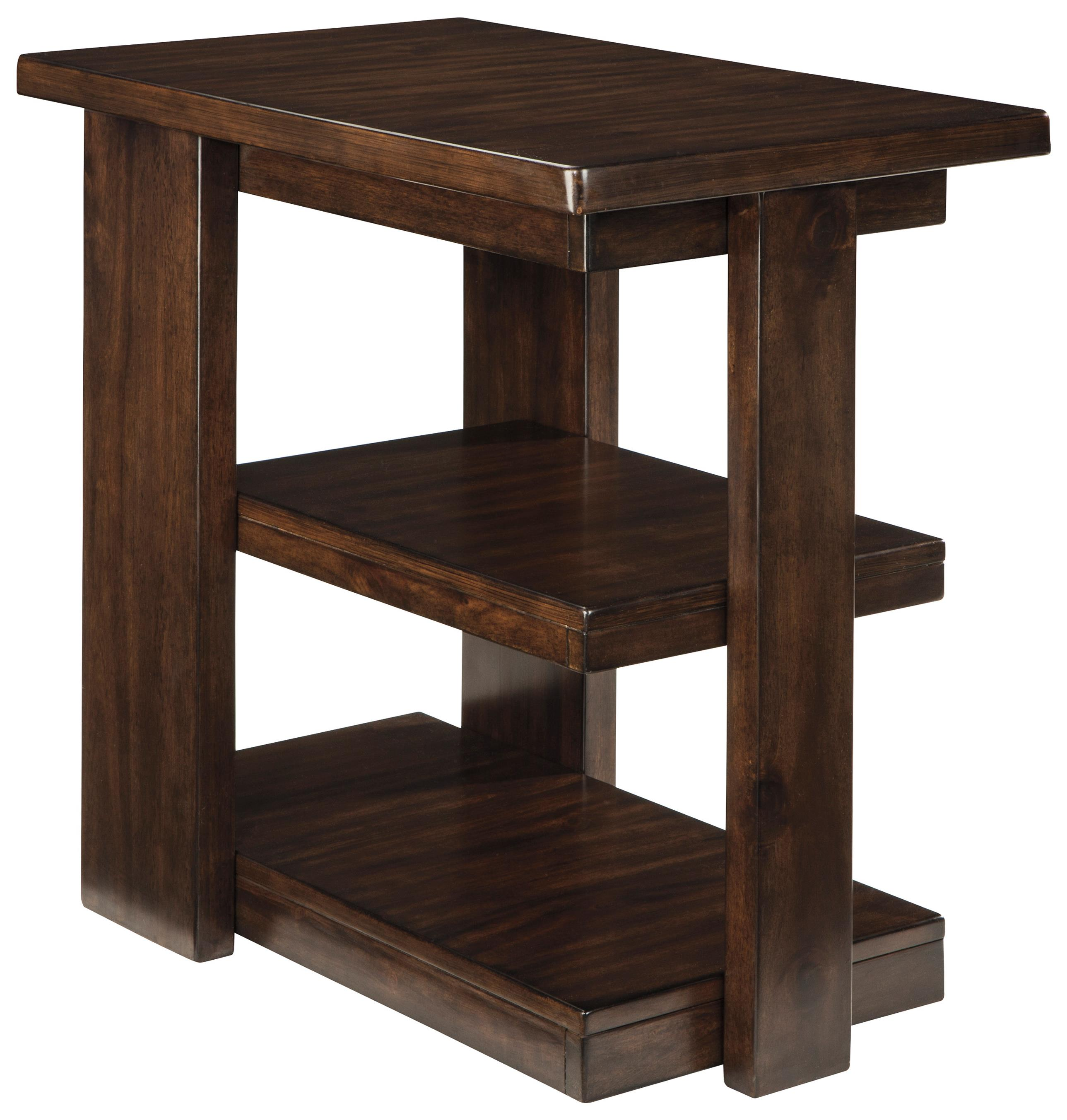 Signature Design by Ashley Garletti Chair Side End Table - Item Number: T787-7