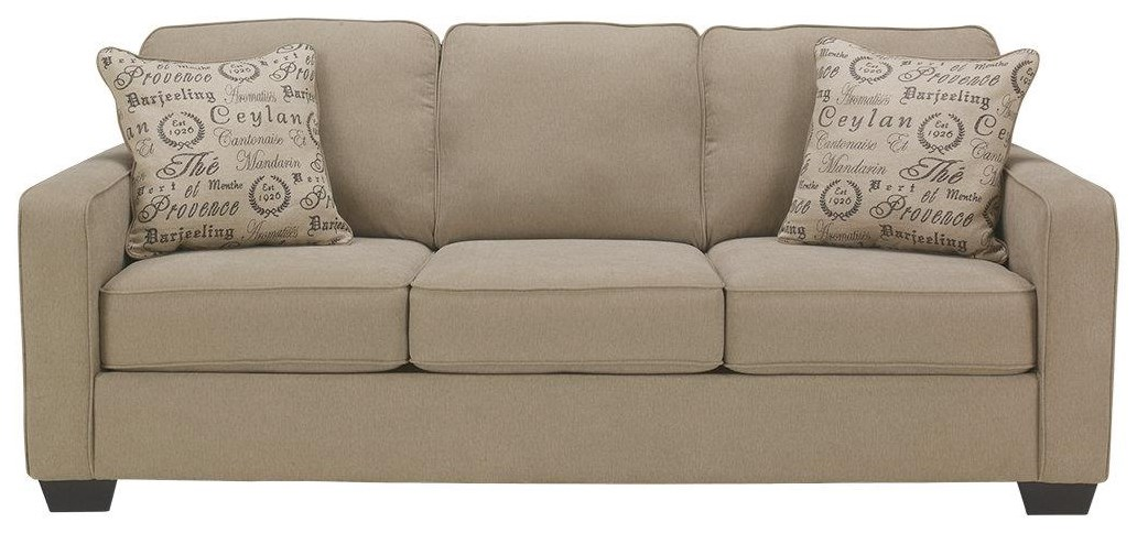 Garner Sofa with Accent Pillows