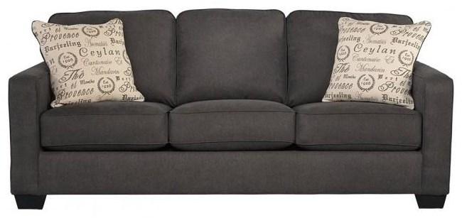 Garner Garner Queen Sleeper Sofa by Ashley at Morris Home
